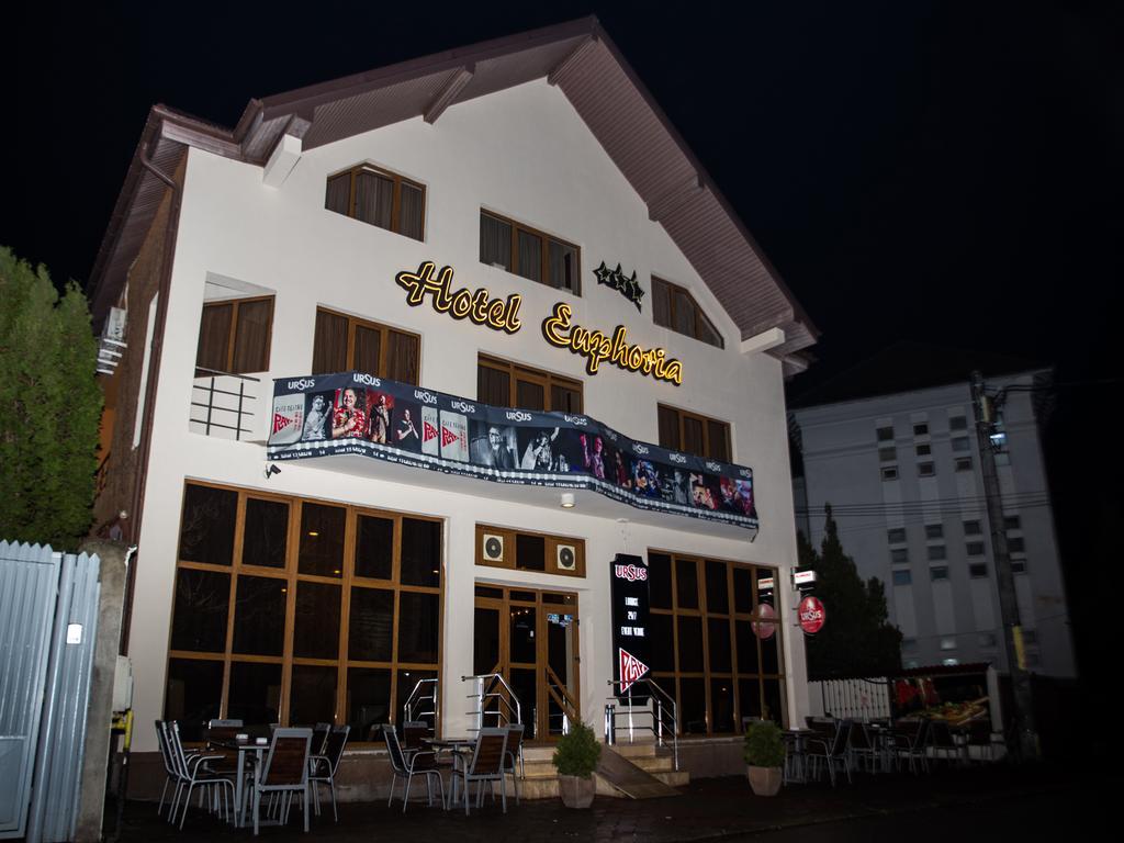 Hotel Euphoria Craiova